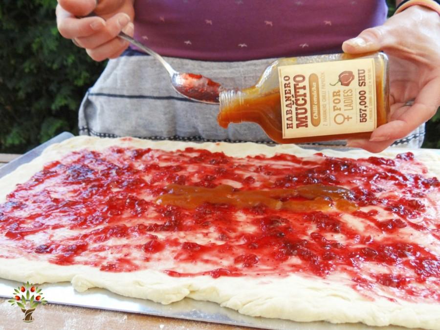 weber pizza recept