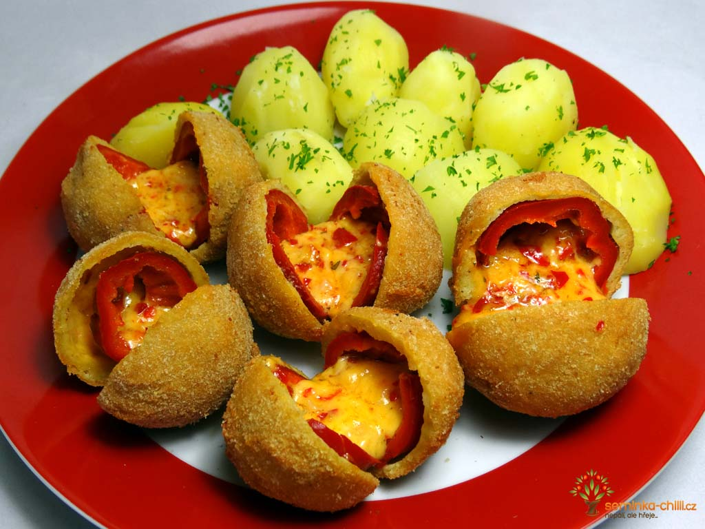 Cherry Jalapeno Poppers